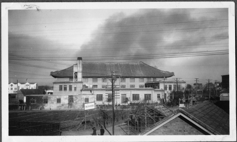 The nanking massacre 1937